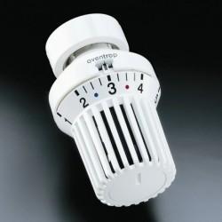 Termostat Uni XH  7-28 C, 0 * 1-5, z czujnikiem cieczowym, biały