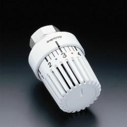 Termostat  Uni LH  7-28 C, 0* 1-5, z czujnikiem cieczowym, biały