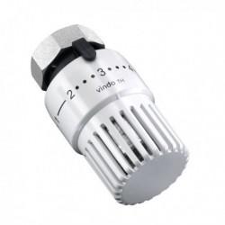 Termostat vindo TH  7-28 C, 0 * 1-5, z czujnikiem cieczowym, biały