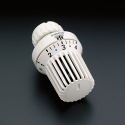 Termostat  Uni XD  7-28 C, 0 * 1-5, z czujnikiem cieczowym, biały