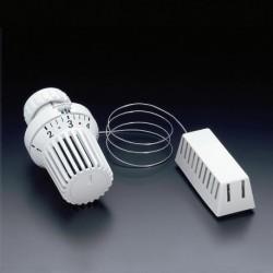 Termostat Uni XD  7-28 C, 0* 1-5, z czujnikiem zdalnym 2 m, biały
