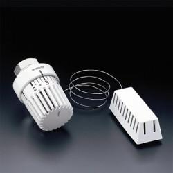 Termostat Uni LH  7-28 C, 0* 1-5, z czujnikiem zdalnym 10 m, biały