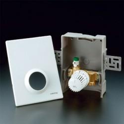 Unibox T z termostatem Uni LH biały