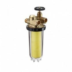 Magnum filtr oleju opałowego do systemów dwururowych DN10,3/8GW/GZ, 50-75µm