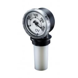 Mechaniczny wskaźnik poziomu ustawiany bezstopniowo, 1 1/2, 0-200 cm