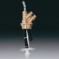 FLEXO-BLOC do instalacji olejowej dwururowej 1 1/2, wysokość zbiornika w mm: 3000